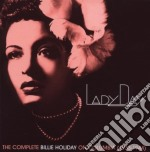 Complete billie holiday on columbia (193 cd musicale di Billie Holiday
