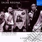 Vari - opere sacre napoletane scarlatti, cd musicale di Alan Curtis