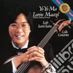 Saint-saens:concerto per cello /lalo:con cd musicale di Yo yo ma