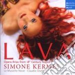 Vari(porpora,vinci,pergolesi,leo,hasse)- cd musicale di Simone Kermes