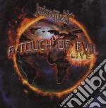 Judas Priest - A Touch Of Evil : Live cd musicale di Priest Judas