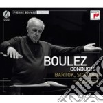 Pierre boulez edition: bartok cd musicale di Pierre Boulez