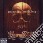 Cypress Hill - Greatest Hits From The Bong cd musicale di Hill Cypress