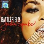 Battlefield cd musicale di Sparks Jordin