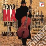 Yo Yo Ma - Vari: Made In America /bernstein, Yves, Gershwin cd musicale di Yo yo ma
