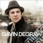 Sweeter cd musicale di Gavin Degraw