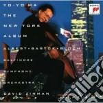 Vari-newyork album-cti.vlc.bartok e albe cd musicale di Yo yo ma