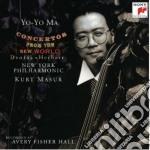 Vari - concertos for the new world cd musicale di Yo yo ma