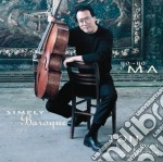 Vari: simply baroque cd musicale di Yo yo ma