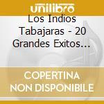 20 grandes exitos vol.2 cd musicale di Los indios tabajaras