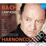 Bach: cantate bwv 29,61,140 (limited ed. cd musicale di Nikolau Harnoncourt