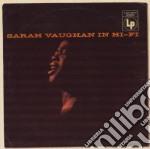 SARAH VAUGHAN IN HI-FI  (ORIGINAL COLUMB  cd musicale di Sarah Vaughan