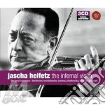 Vari-heifetz the infernal violin (presti cd musicale di Jascha Heifetz