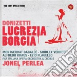 Donizetti: lucrezia borgia (sony opera h cd musicale di Jonel Perlea