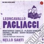 Leoncavallo: pagliacci (sony opera house cd musicale di Nello Santi