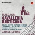 Mascagni: cavalleria rusticana (sony ope cd musicale di James Levine