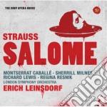 Strauss: salome (sony opera house) cd musicale di Erich Leinsdorf