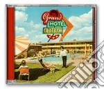 GRAND HOTEL CRISTICCHI                    cd musicale di Simone Cristicchi