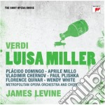 Verdi: luisa miller (sony opera house) cd musicale di James Levine