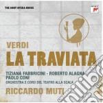 Verdi - traviata (sony opera house) cd musicale di Riccardo Muti