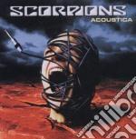 Acoustica cd musicale di SCORPIONS
