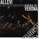 ARENA DI VERONA CD+DVD                    cd musicale di Giovanni Allevi