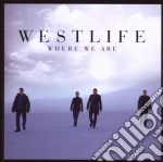 Where we are cd musicale di Westlife