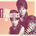 Be my baby: very best of cd musicale di Ronettes
