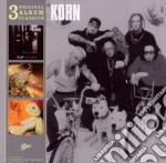 ORIGINAL ALBUM CLASSICS                   cd musicale di KORN