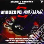 ANNOZERO SAMARCANDA                       cd musicale di ARTISTI VARI