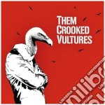 THEM CROOKED VOLTURES                     cd musicale di THEM CROOKED VOLTURES