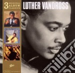 ORIGINAL ALBUM CLASSICS                   cd musicale di Luther Vandross