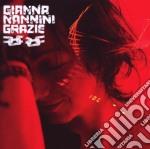 Gianna Nannini - Grazie cd musicale di Gianna Nannini
