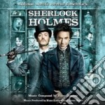 SHERLOCK HOLMES                           cd musicale di Hans Zimmer