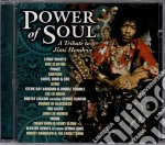 Power of soul: a tribute to jimi hendrix cd musicale di Artisti Vari