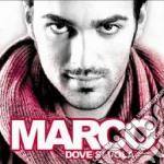 DOVE SI VOLA EP                           cd musicale di MARCO