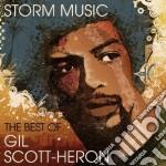 The best of cd musicale di Scott heron gil