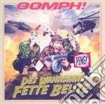 Des wahnsinns fette beute cd musicale di Oomph
