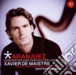 Xavier De Maistre - Rodrigo - Concerto Aranjuez / Ginastera,Tarrega,Granados cd musicale di DE MAISTRE XAVIER