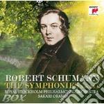 Schumann - sinfonie 3 e 4 cd musicale di Sakari Oramo