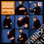 Beethoven: sinfonie n.5 e 6 cd musicale di Giovanni Antonini