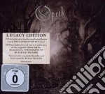 BLACKWATER PARK (LEGACY EDITION) CD+DVD   cd musicale di OPETH
