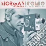 MORGANICOMIO. AL SUO MEGLIO cd musicale di MORGAN