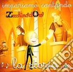 LA STORIA                                 cd musicale di PICCOLO CORO DELL'ANTONIANO