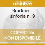Bruckner - sinfonia n. 9 cd musicale di Fabio Luisi