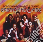 BOOGIE WONDERLAND: THE BEST OF EARTH, WI  cd musicale di Earth Wind & Fire