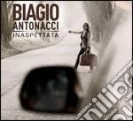 INASPETTATA cd musicale di Biagio Antonacci