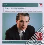Bach:cembalo ben temperato/variazioni go cd musicale di Glenn Gould