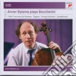 Boccherini:cti per violoncello e sinfoni cd musicale di Anner Bylsma