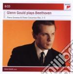 Beethoven: tutte le sonate e i concerti cd musicale di Glenn Gould